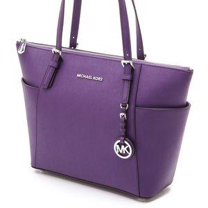"Michael Kors ""Jet Set"" purse"